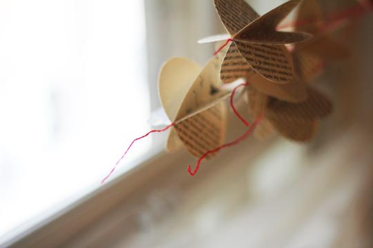 paper bauble craft
