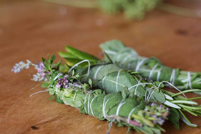 how to make your own incense or smudge sticks craft diy