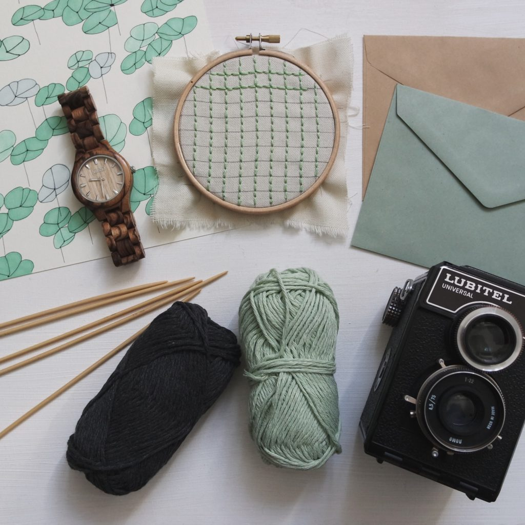 embrace the weekend and craft something leweekend52