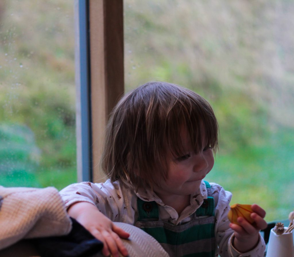 travel with children long weekend weekend away wales eco stay